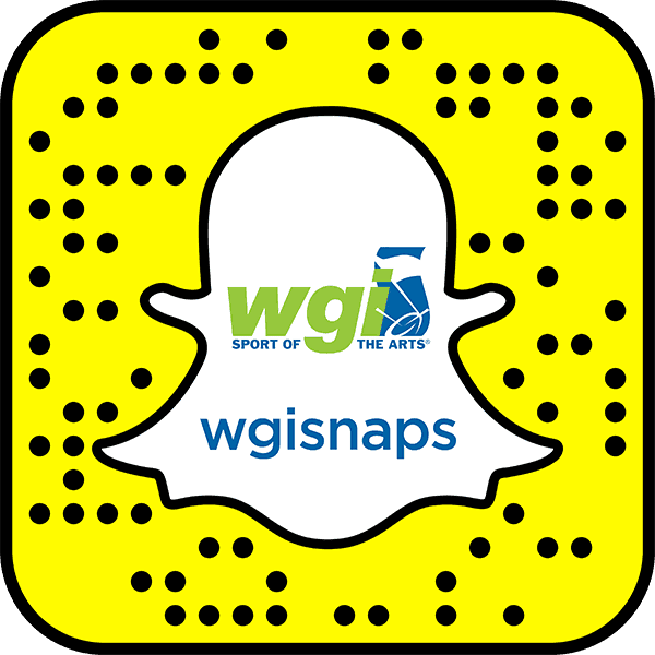 Color Guard World Championships Snapchat Story Wgi